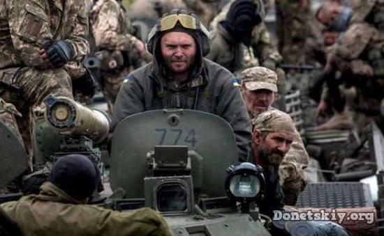 Армия Новороссии тeснит ВСУ
