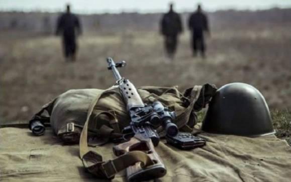 Снайперским огнём на Донбассе уничтожены каратели