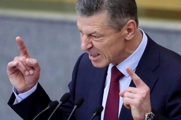 В Киеве напряглись в ожидании от Козака «мины с тройным дном»