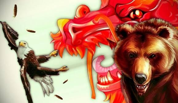 Теория заговора США провалилась: глобализация мира в руках России и Китая