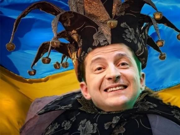 Зеленский отправился заниматься клоунадой в Донбасс